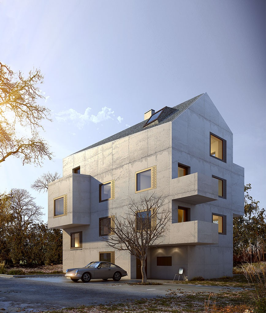 3d visualisierer total real architekturrendering - Architekturvisualisierung hamburg ...